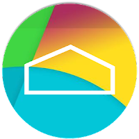 Free download theme homescreen best kitkat Launcher Android 4.4 full .apk