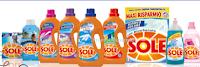 Logo Con Conad vinci 50 forniture Sole detersivi e 10 lavatrici Candy