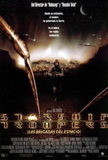 Starship Troopers: Las Brigadas del Espacio (1997)
