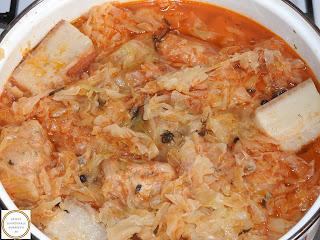 Sarmale de porc traditionale romanesti reteta,