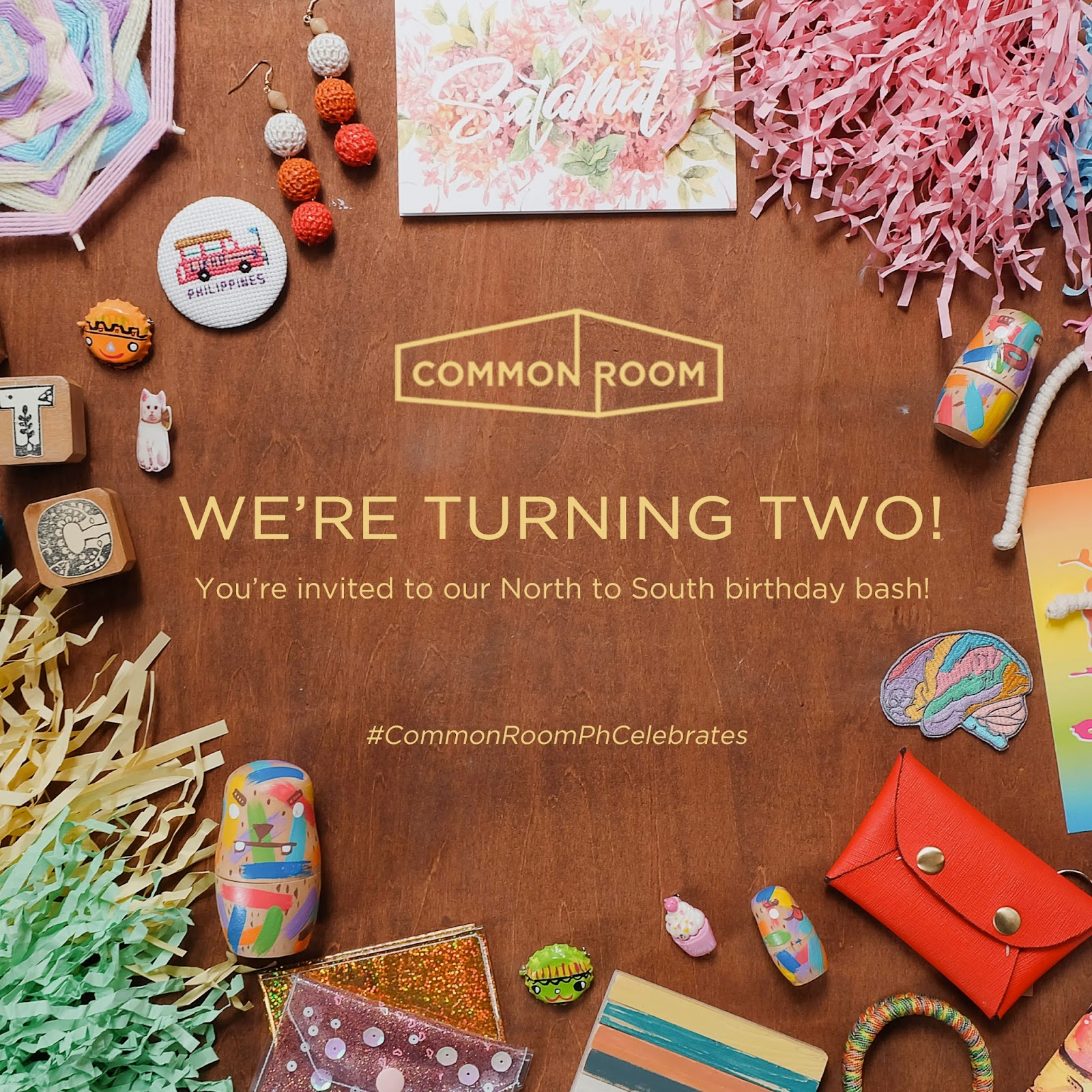 Marz today marz today at common room atc happy news common room is expanding with a new branch at alabang town center and i am bringing my stamps closer to you stopboris Gallery