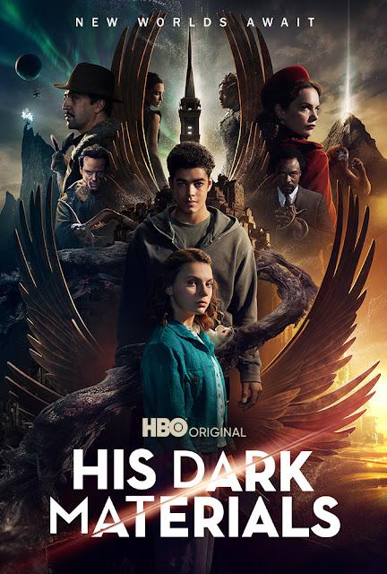 His Dark Materials season 2 poster