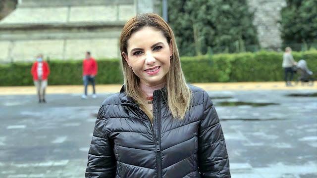 Gabinete de San Pedro Cholula deberá conformarse con personas íntegras: Paola Angon