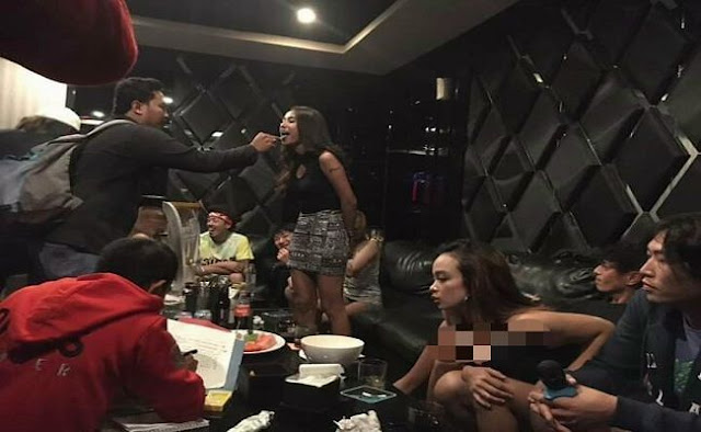 Oknum Polisi di Bali Aniaya Cewek Karaoke Grahadi Usai Happy-Happy