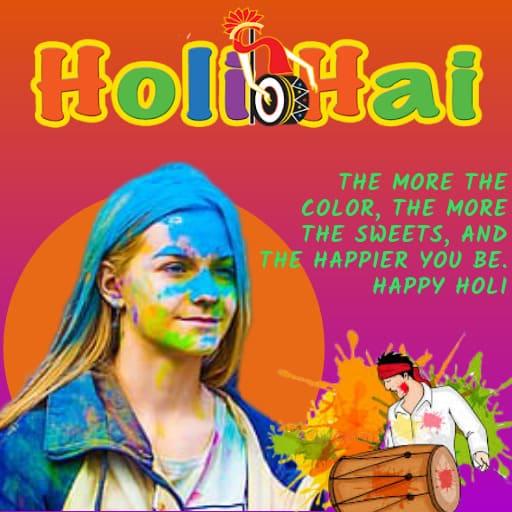 Holi Pics 2020