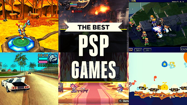 7 Game PlayStation Portable (PSP) Terbaik Sepanjang Masa
