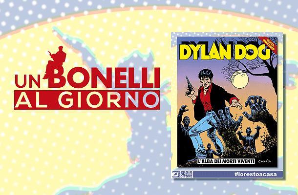Un Bonelli al giorno: Mostri digitali per Dylan Dog!