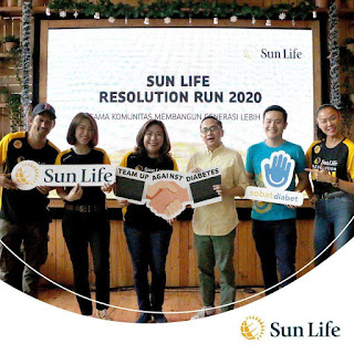 Sun Life Resolution Run 2020