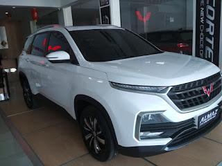 Orang Indonesia Mulai Percaya Mobil Cina