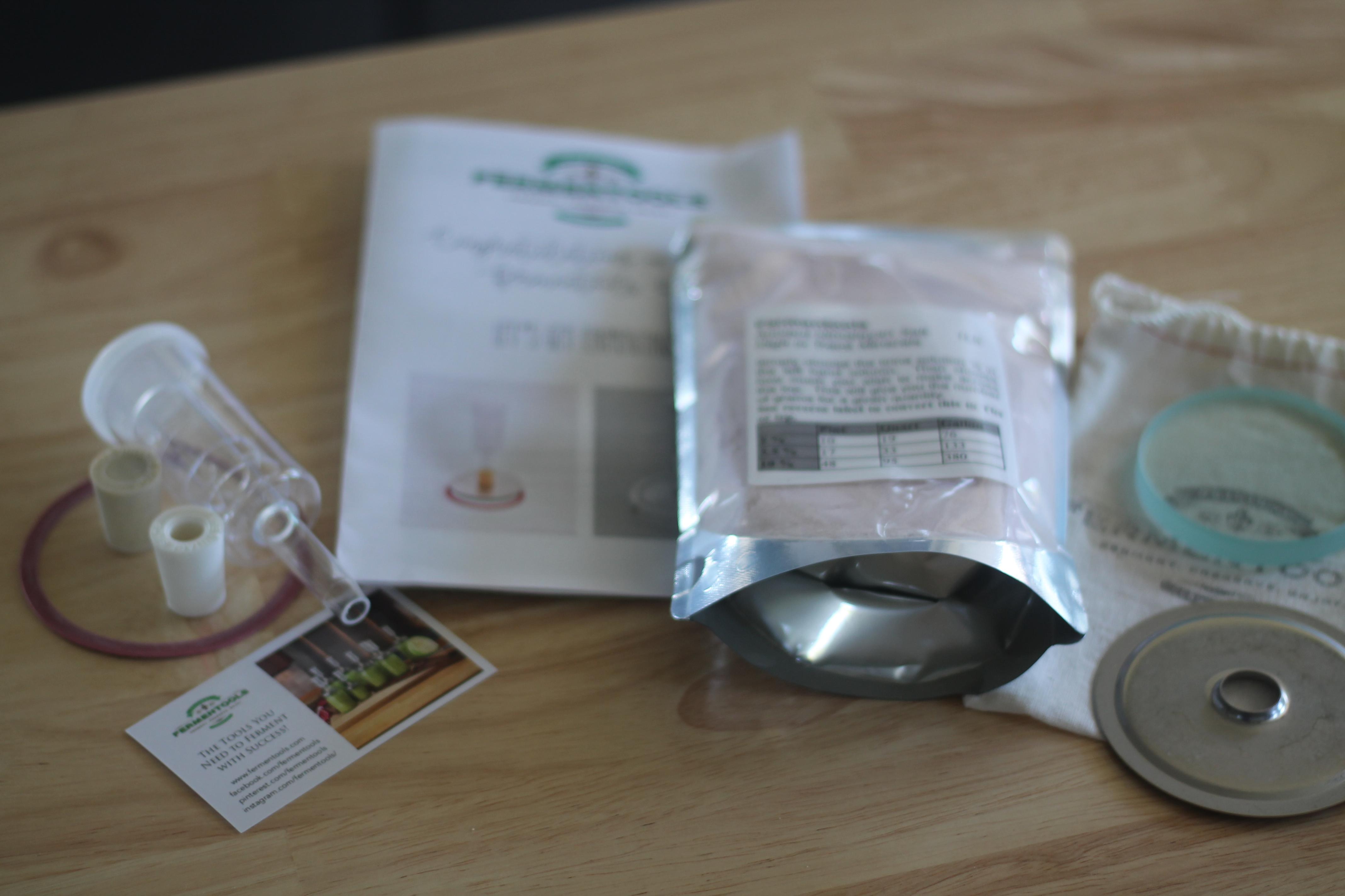 Fermentools kit