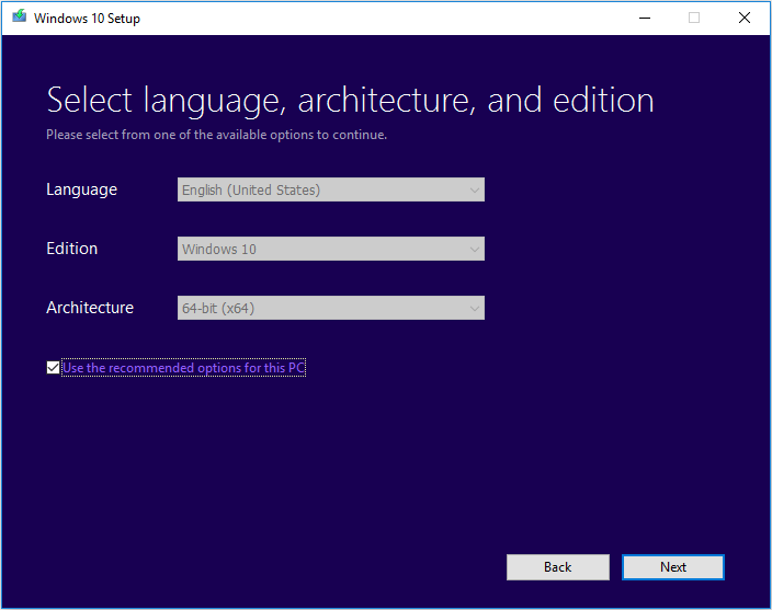 create-windows-10-installation-media-using-microsoft-media-creation-tool