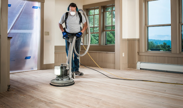 Before applying a new finish (paint, varnish, wax, etc.) on solid or engineered oak flooring, you will need to remove the old finish