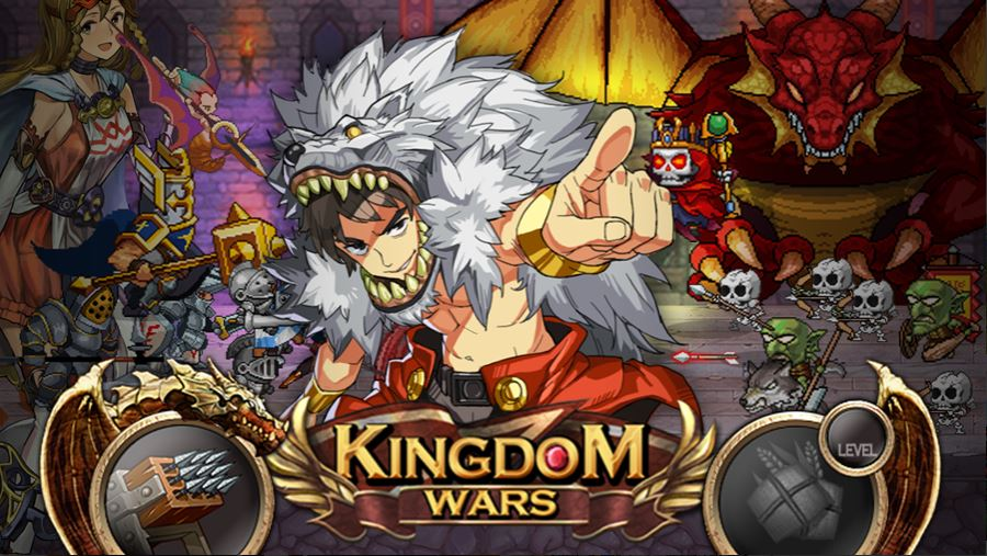 download Kingdom Wars Mod Apk 3