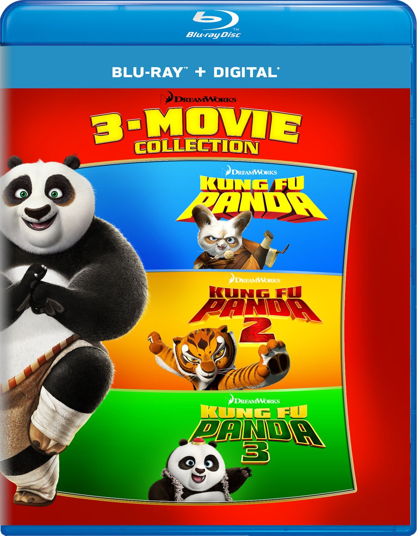 KUNG FU PANDA MOVIES COLLECTION (2008 -2016) TAMIL DUBBED HD