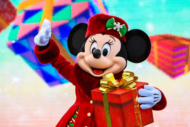 Disneyland París navidad