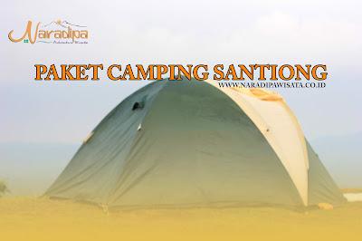 Paket Camping Santiong Ciater