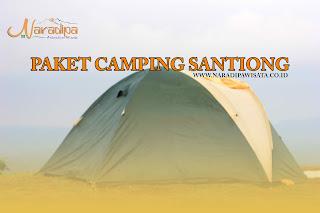 Paket Camping Ciater