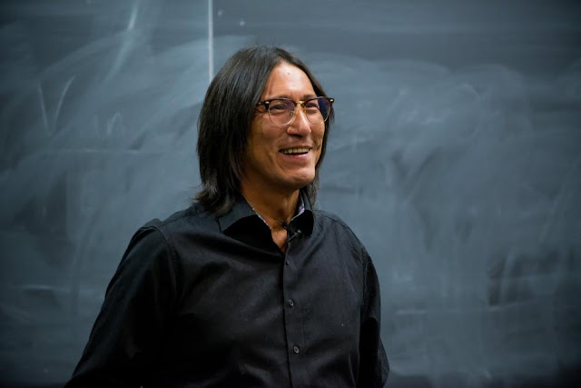 Richard Wagamese, author of Indian Horse
