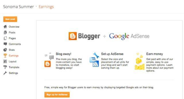 Alasanku Membuat Blog Dan Mendaftarkan Ke Google Adsense