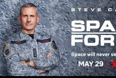 Space Force 2020 Web Series Hindi + English Dual Audio S01 Download