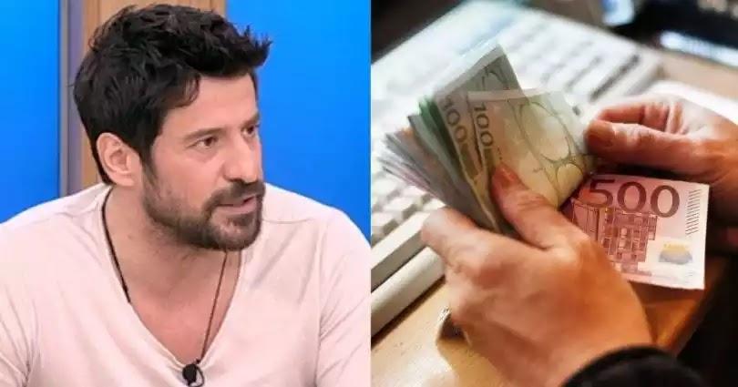 Αλέξης Γεωργούλης: «Ο μισθός μου ως Ευρωβουλευτής δεν είναι 20.000 ευρώ. Τόσα ήταν παλιά, τώρα είναι 25.000»