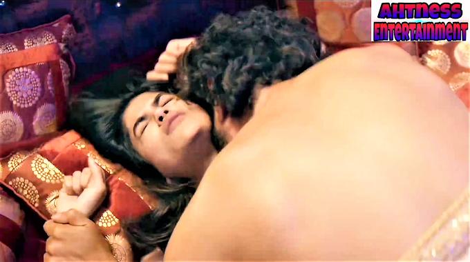 Tridha Choudhury, Aaditi Pohankar sex scene - Aashram s02 (2020) HD 720p