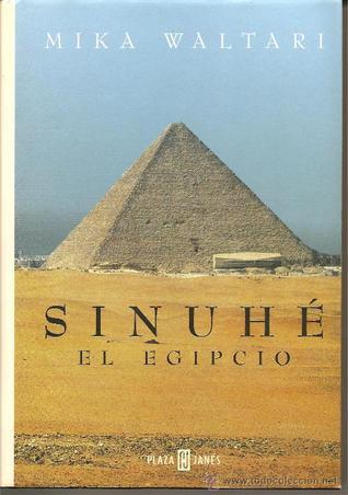 Resultado de imagen de Sinuhé, el egipcio, de Mika Waltari