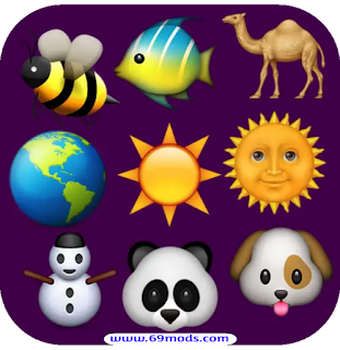 Stickers for Whatsapp nature apk icon