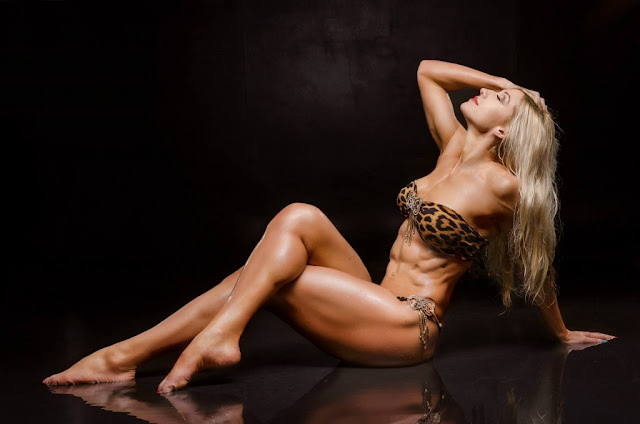 Isabel Quiroz Mirabal Bikini Fitness Bodybuilder Brasil