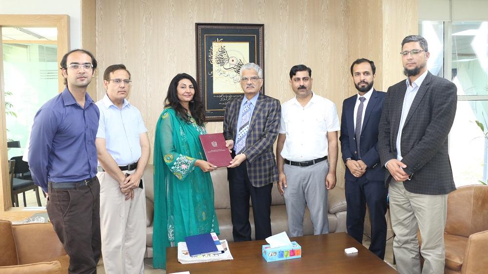 PEMRA Grants a Channel License to Allama Iqbal Open University
