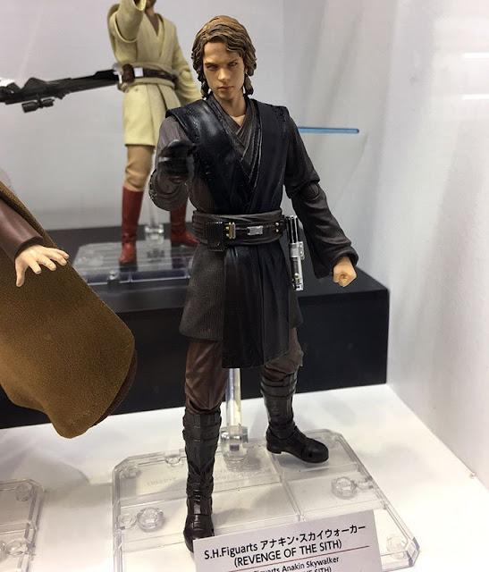 S.H.Figuarts Star Wars Ep.III Anakin Skywalker