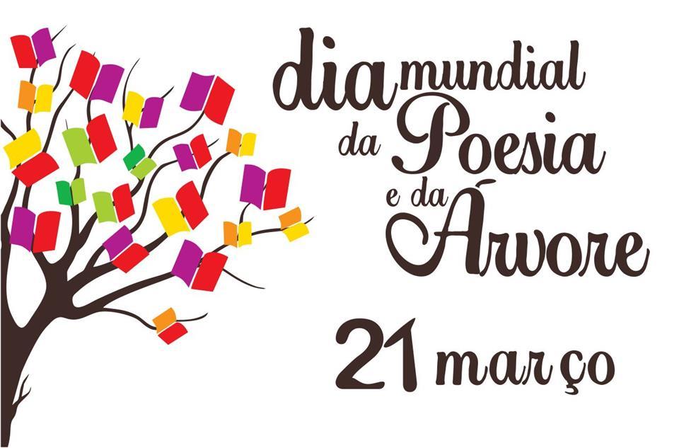 21 DE MARÇO: DIA MUNDIAL DA POESIA