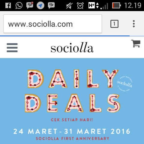(Sponsored) Cara Mudah Registrasi di Sociolla via Mobile | www.sociolla.com