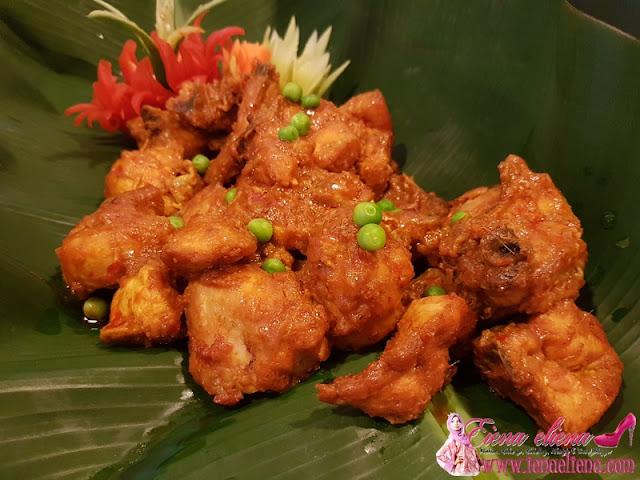 Ayam Palembang