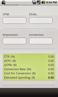 SMS Advertising CPM Rate