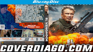 The Tracker Bluray - El vengador