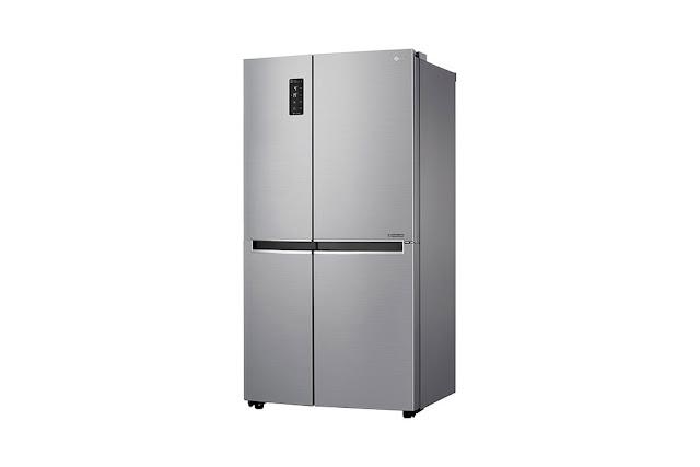 Tủ lạnh Side by Side LG GR-R247JS inverter