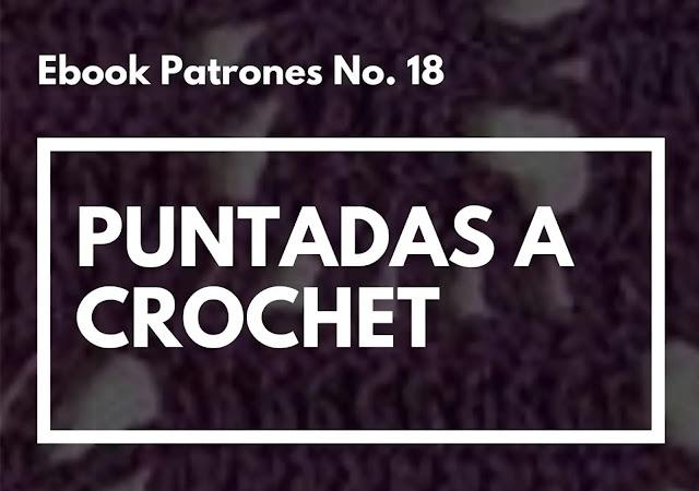 Ebook No. 18 Puntos Calados a Crochet