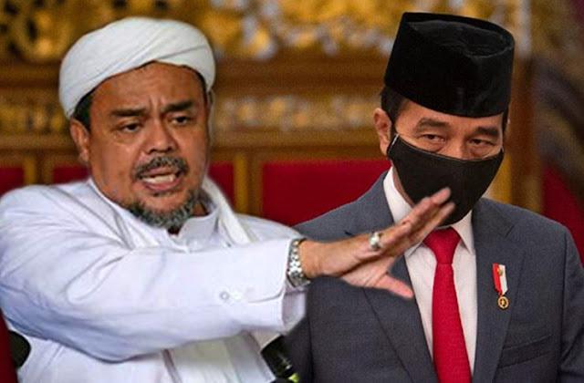 Pemerintah Disebut Bantuin Pulang ke Indonesia, Habib Rizieq: Bohong Besar!
