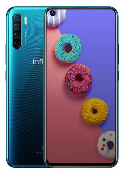 Infinix S5 Launched With Bomber Spec, Quad Cameras, Punch hole Display