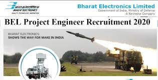 Bharat Electronics Limited Project Engineer Recruitment 2020 | Apply Online For 60 Project Engineer Vacancies