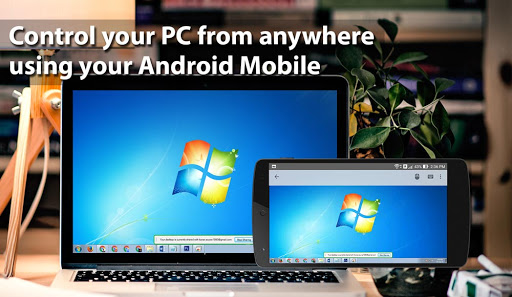 How to control a PC with smart phone - Chrome Remote Desktop