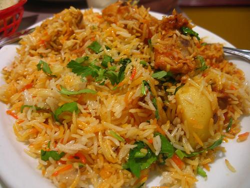 Chicken Biryani Recipe Cgf