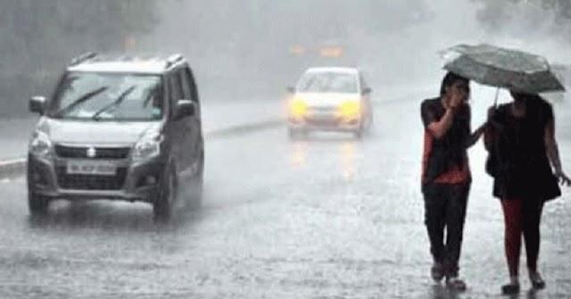 मौसम अपडेट- प्रदेश के 40 से ज्यादा जिलो में हो सकती है बारिश - Mp News
