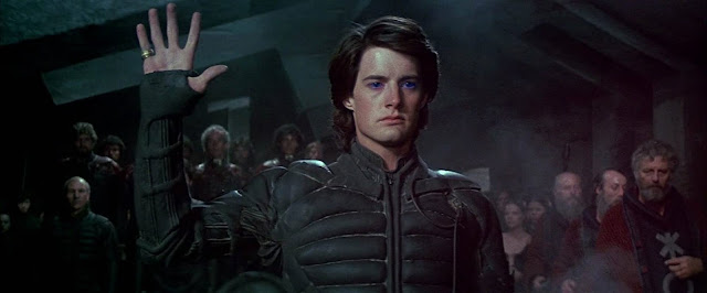 Kyle MacLachlan em Duna (1984)