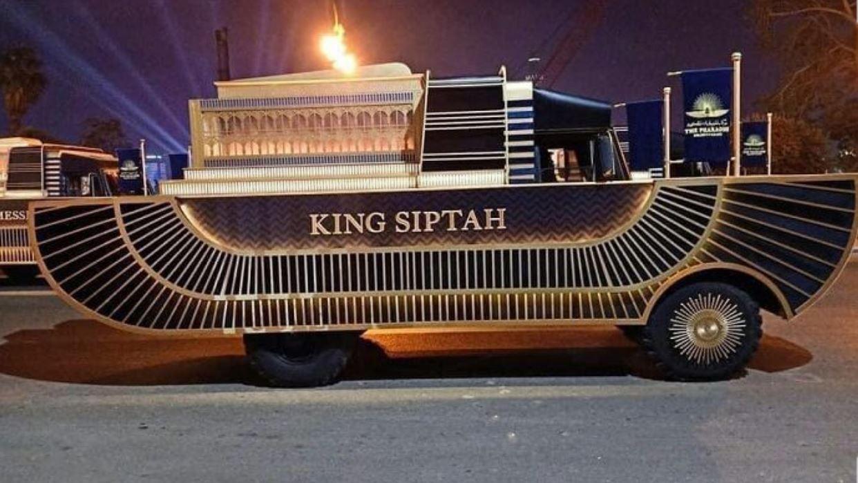 ترقب عالمي لموكب نقل المومياوات الملكية في ميدان التحرير