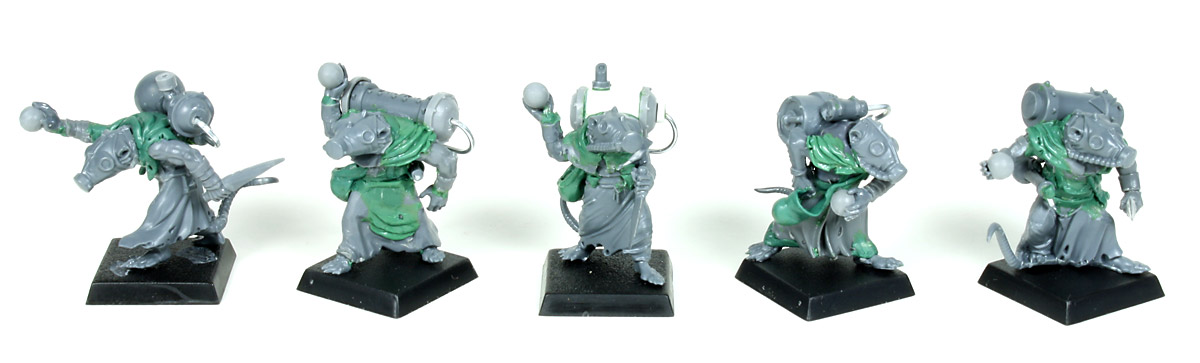 Alternate Models For Poisoned Wind Globadiers The