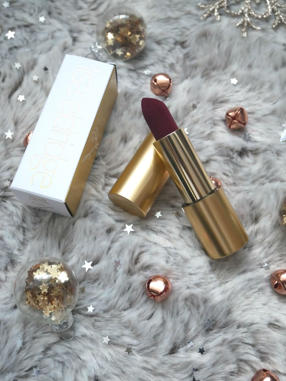 lisa eldridge lipstick review