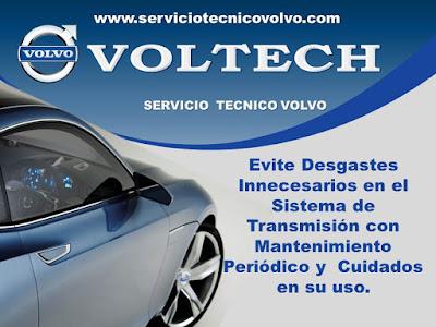 Voltech, Servicio Tecnico Volvo