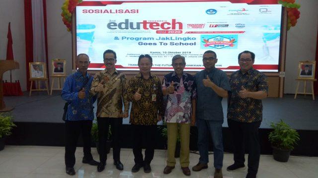 Edutech Expo: Menuju Teknologi Pendidikan 4.0